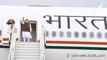 PM Narendra Modi uses Pakistan airspace en route to US