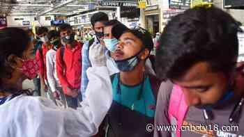 Coronavirus News: India's vaccination figure crosses 84 crore doses - CNBCTV18