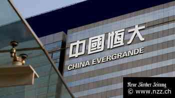 DIE NEUSTEN ENTWICKLUNGEN - Evergrande-Krise: Aktie steigt in Hongkong um 17 Prozent, zweitgrösster Anteilseigner will seine Gesamtbeteiligung verkaufen, Teileinigung mit Gläubigern