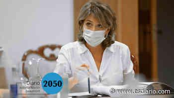 La ansiedad de Lola Delgado y la mala cara de Laya en Bruselas - ESdiario - Información para decidir