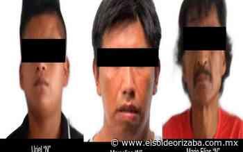 Detiene SSP a 3 por delitos contra la salud - El Sol de Orizaba