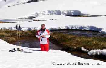 """Alejandro Delgado: """"El Instructor de Esqui es reconocido y requerido en todo el mundo"""" - El Cordillerano"""