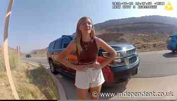 Utah police investigated over Gabby Petito and Brian Laundrie bodycam incident