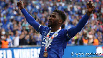 Iheanacho: Why Leicester City star failed at Manchester City - Amuneke