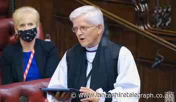 Bishop of Blackburn's plea on transport spending in North