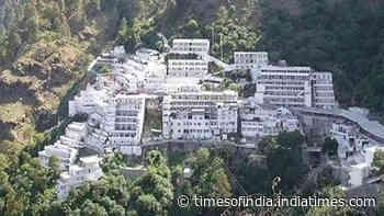 Will ensure adequate security at Vaishno Devi shrine during Navratri: CRPF