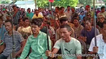 Assam: 57 poachers of Raimona National Park surrender