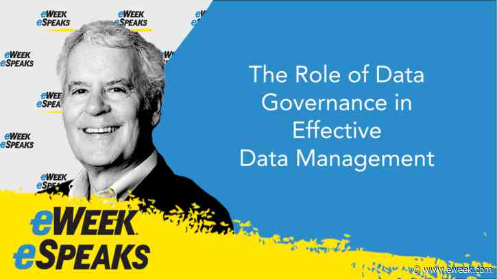 The Role of Data Governance in Effective Data Management