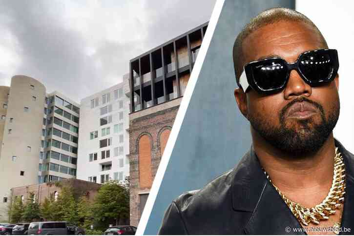 """Loopt Kanye West rond in Wijnegem? Leraar Peter meent van wel: """"Hij vond het grappig dat ik hem niet kende"""""""