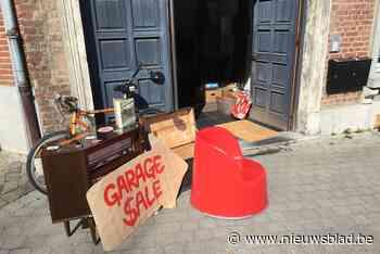 Femma organiseert garageverkoop