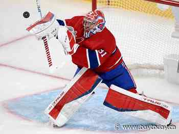Montreal Canadiens goalie Price out with knee injury, expected to miss training camp