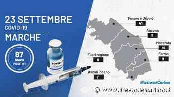 Covid oggi Marche: bollettino coronavirus 23 settembre 2021. Dati e contagi - il Resto del Carlino