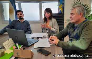 Presentan en El Calafate el proyecto de Nueva Ley de Transporte - FM Dimensión - El Calafate