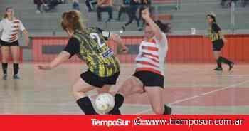 Futsal: Sorpresa en semifinales - Tiempo Sur