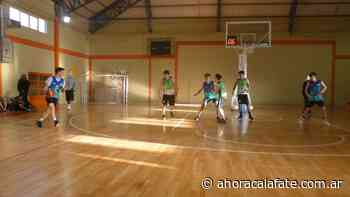 El Calafate y Río Turbio ganaron torneo de 3x3 de básquet - FM Dimensión - El Calafate