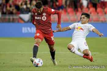 Toronto FC says playmaker Alejandro Pozuelo to miss another game after injury setback