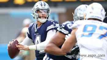 NFL Week 3 betting nuggets: ATS, over/unders and trends
