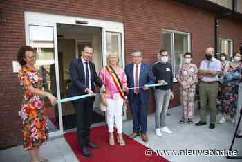 Minister Beke opent woonproject voor bewoners met zware medische noden - Het Nieuwsblad