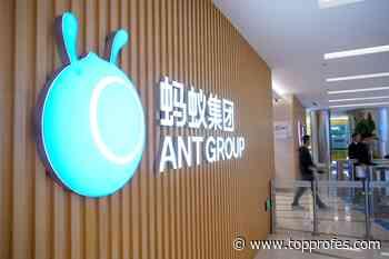 Ant Group compartirá datos de crédito al consumidor con el banco central de China - TopProfes