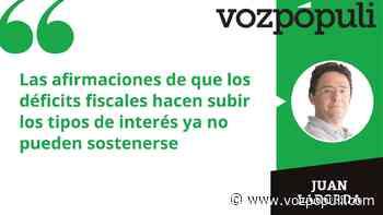 El relato ideológico del gobernador del Banco de España - Vozpópuli