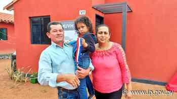 Entregan 70 viviendas en Villarrica y suman más de 1.000 las entregadas en Guairá - - ip.gov.py