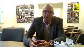 """Burgemeester van Tessenderlo geeft de fakkel door: """"Ik neem met een goed gevoel afscheid"""""""