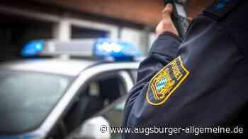 Landsberg: Betrunkener geht auf Polizeibeamten los - Augsburger Allgemeine