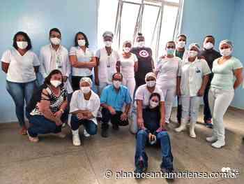 Com foco no atendimento humanizado Hospital Padre Estevam (HPE) em Santa Maria de Itabira realiza reunião de alinhamento - Plantão Santamariense