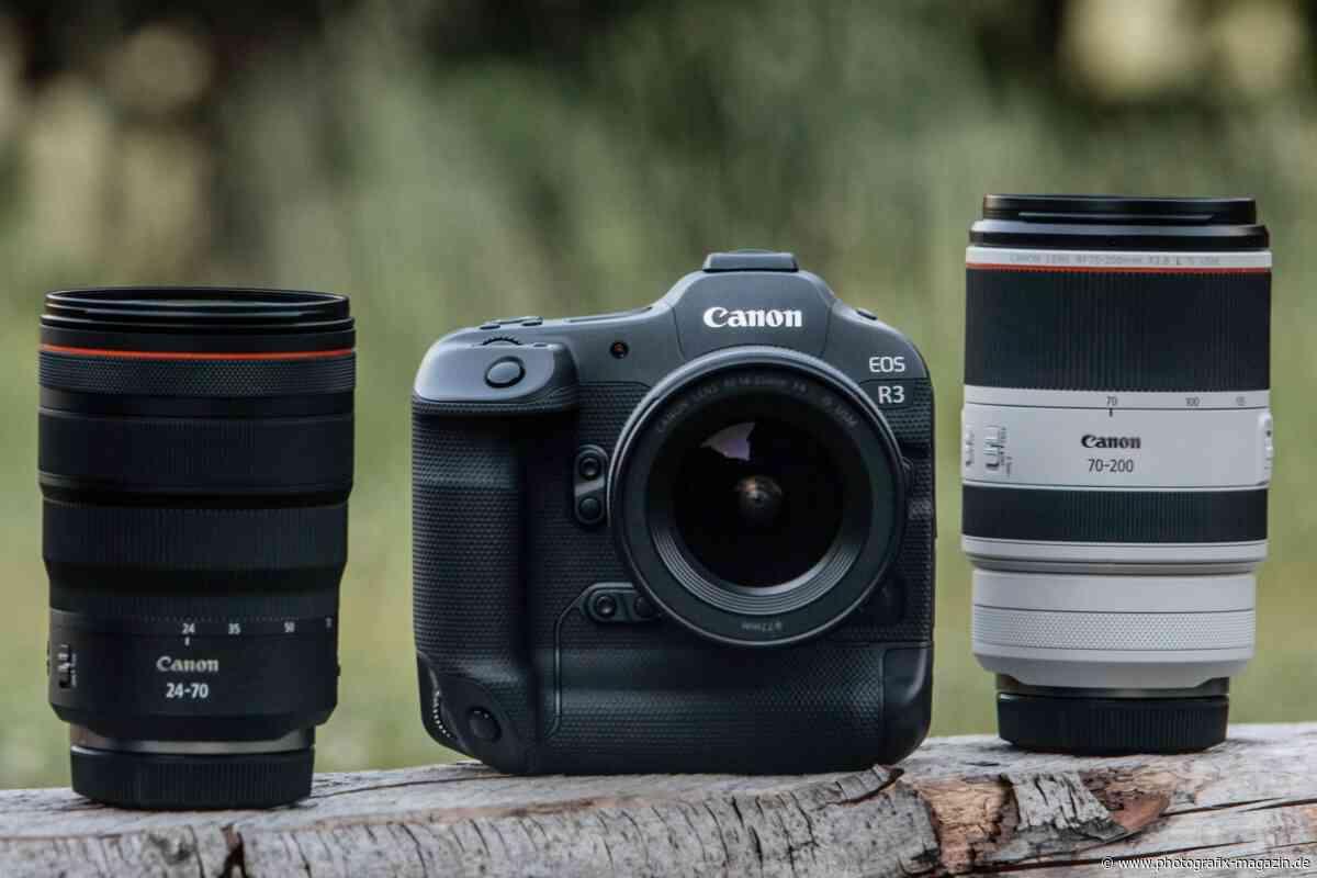 Canon EOS R3: 30 Bilder pro Sekunde nur eine Marketing-Lüge? - Photografix Magazin