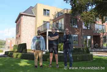 Kunstenaars De Zonnehoeve treden naar buiten met nieuw atelier in 'De Villa' - Het Nieuwsblad
