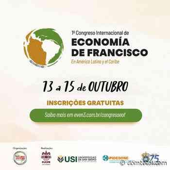 Encontro 'Economia de Francisco' acontece em Assis e no Brasil - Dom Total