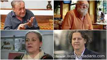 Castillo, Bonasso y Bruzzone: un interesante debate tras los cambios en el Gabinete - La Izquierda Diario