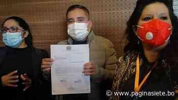 Comunidad Ciudadana pide informe a Del Castillo sobre las agresiones a la prensa y Lluta - Diario Pagina Siete