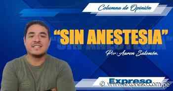 Pedro Castillo derrama lágrimas e ignorancia en el extranjero - Expreso (Perú)