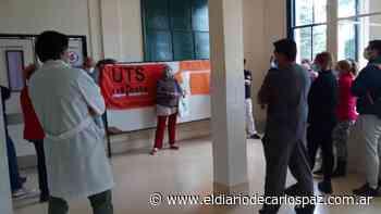 Trabajadores del Hospital Funes reclaman una suba salarial del 50% - El Diario de Carlos Paz