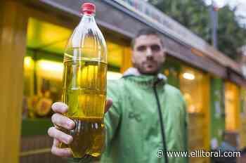Funes: firman convenio para recolección de aceite vegetal usado - El Litoral