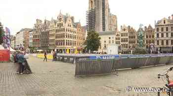 """Restaurants dupe van evenementen: """"Zeer moeilijk bereikbaar"""" (Antwerpen) - Gazet van Antwerpen"""