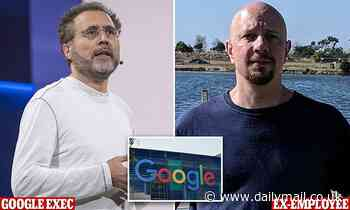 Emails detail how Google exec broke labor laws in firing of conservative engineer
