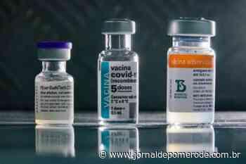 Pomerode receberá mais de 840 doses da vacina contra a Covid-19, nesta semana - Jornal de Pomerode