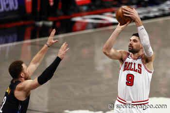 Nikola Vucevic ranked No. 39 in ESPN's Top 100 rankings