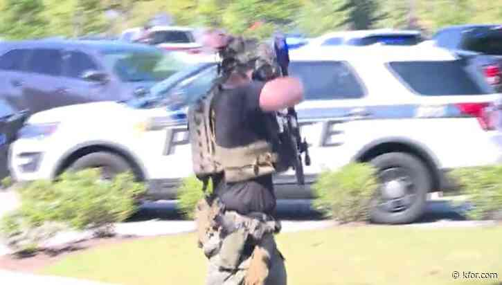 Collierville, TN Kroger shooting kills 2, including shooter, injures 12 more