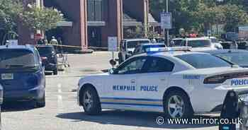 Memphis shooting: At least 13 hurt and one dead in mass attack at Tennessee supermarket