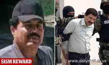 U.S. government increases reward to $15 million for the arrest of Ismael 'El Mayo' Zambada