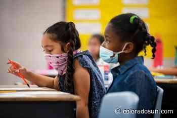 Colorado schools that require masks have lower coronavirus case rates - The Colorado Sun