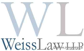 SHAREHOLDER ALERT: WeissLaw LLP Investigates Valley National Bancorp