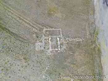 Forgotten Utah town submerged underwater reappears amid drought