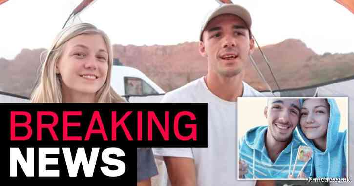 Federal arrest warrant issued for Brian Laundrie over death of Gabby Petito