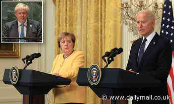 Biden wanted his first call to a foreign leader to be to Angela Merkel, but she blew him off