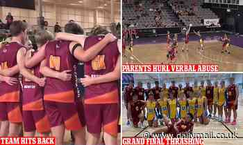 Queensland Suns Under 17s netball hit back after 46-12 thrashing over Bull Sharks rivals