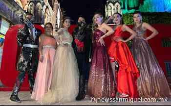 Celaya se luce en alfombra roja en San Miguel de Allende - News San Miguel - News San Miguel